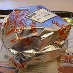 ウェンディーズ - 2009/12月:待望の最後の再訪で食べる「ダブル・ウェンディーズ」