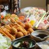 串かつ 千寿 - 料理写真:串かつやお酒が豊富に取り揃えております。