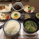 あたたかい宿 谷屋 - 料理写真:朝食
