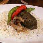 28880042 - 京都で育った野菜の黒七味風カレー