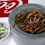 えんにち - 料理写真:なみえ焼きそば☆税込500円(2014/6現在)