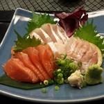 KIYOMASA - 刺身~とても美味しかった・・・