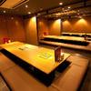 土古里 - 内観写真:30名~40名様の3案部屋貸切のお席。