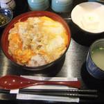 柳屋 - 特製親子丼