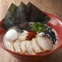 博多 一風堂 - 赤丸スペシャル