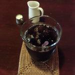 すぎやま珈琲 - 水出しアイスコーヒー