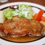 キッチン大宮 - 名称は忘れました。豚肉料理です。