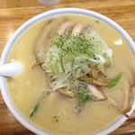 28887059 - 味噌チャーシュー麺