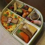 なだ万厨房 - 料理写真:彩菜の膳(6月~8月)