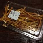 芋千 - 芋けんぴ 100g 200円