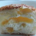 ペルティエ - コーンチーズ 断面