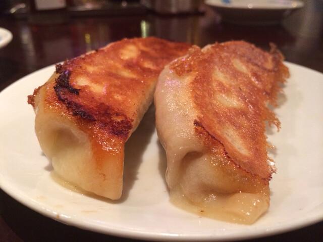 FEI・Little TaiKouRou - ランチセットの餃子は2個