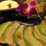 CHINA TABLE kahului 珊瑚礁 - 炙りサーモンとアボカドのミルフィーユ☆