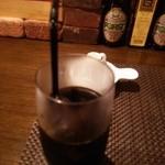 カノーヴァ - アイスコーヒー
