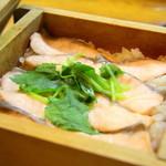 無法松 - 鮭せいろ御飯