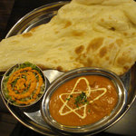 インド料理 INDIA - Aセット(\850)
