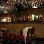 barco - ワイン以外のお酒もちろんありますよ~。