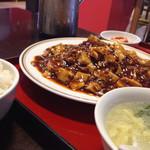 紫苑 - 麻婆炒麺