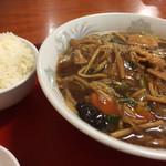 紫苑 - 五目麺