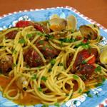 28893798 - 赤穂産アサリのスパゲティ 2200円
