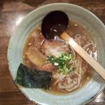 28894319 - バラ肉チャーシュー麺
