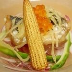 Dainingurumusushi - 真鯛の南蛮漬け