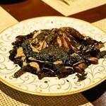 コントワール ミサゴ - 2014.7 シャラン産鴨燻製のロースト(4,200円)