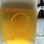 28898737 - ハートランドビールのジョッキ!大抵はどこの店もグラスなのに太っ腹!