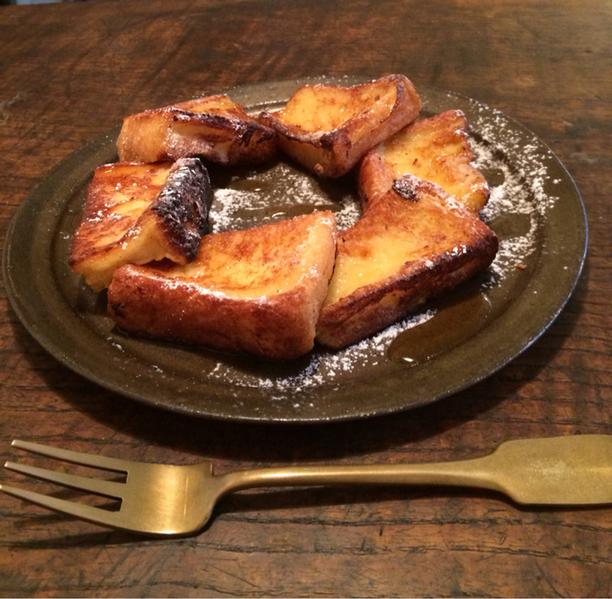 roti cafe - フレンチトースト。