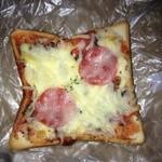 28899032 - 厚切りピザトースト
