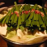 イマドキ - 白モツ鍋