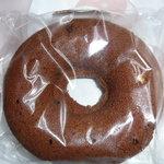 ベイクドーナツ - チョコレート 210円