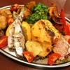ピッツェリア エ トラットリア フォルティッシモ - 料理写真:ペアーセット(ナポリの前菜盛り合わせ)