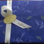 銀座コージーコーナー - 料理写真:銀座コージコーナーの包装紙