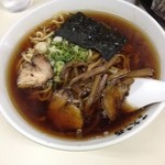 味の大西 - ラーメン650円