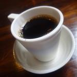 Barホトトギス - 食後はコーヒーです