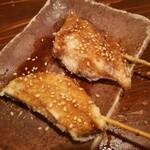 串カツのぼんちゃん - 串揚げ サバ竜田