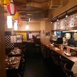 串カツのぼんちゃん - 旧店内