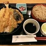 28904890 - 天丼&そばセット 1430円