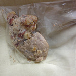 ソウルスナックス - 試食で貰ったクッキー