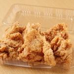 ひろちゃんの札幌塩ザンギ - 料理写真:200グラム 500円となります。