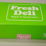 フレッシュデリ - サンドイッチボックス