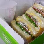 フレッシュデリ - サンドイッチ