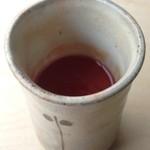 廚菓子くろぎ - 遠野(岩手)の契約農家のトマトジュース