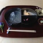廚菓子くろぎ - 葛切り