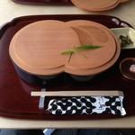 廚菓子くろぎ - 蕨もち 2050円