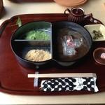 廚菓子くろぎ - 蕨もち