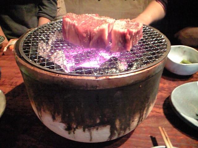ほりがね炭火焼肉料理店