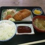 28910773 - サービスかつ定食:610円(平成26年6月)