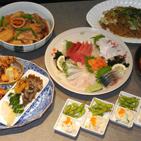 野の花 - 宴会料理3000円コース